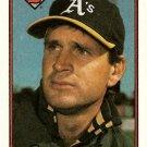 1989 Bowman #186 Bob Welch