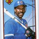 1989 Bowman #298 Andre Dawson