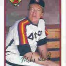 1989 Bowman #322 Mike Scott