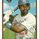 1989 Bowman #348 Mike Sharperson