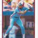 1989 Bowman #366 Otis Nixon