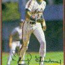 1989 Bowman #387 Darryl Strawberry