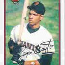 1989 Bowman #472 Royce Clayton RC
