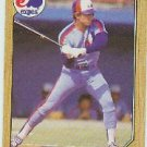 1987 Topps 527 Jim Wohlford