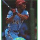 1989 Score #92 Milt Thompson