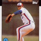 1986 Topps 89 Randy St.Claire