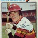 1977 Topps #456 Leon Roberts