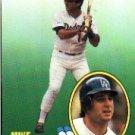 1989 Fleer All Stars #9 Mike Scioscia