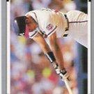 1991 Leaf 77 Dave Justice