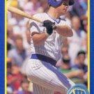 1990 Score 485 Greg Brock