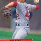 1993 Ultra #111 Mike Perez