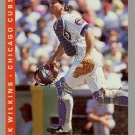 1993 Fleer #28 Rick Wilkins