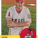 2012 Topps Heritage #182 Peter Bourjos