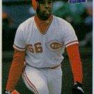 1993 Donruss 143 Willie Greene RR