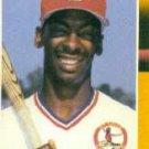 1988 Donruss Baseball's Best #131 Willie McGee