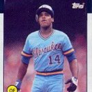 1986 Topps 76 Dion James