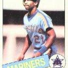 1985 Topps #145 Alvin Davis RC