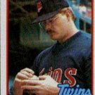 1989 Topps 698 Keith Atherton