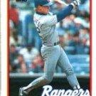 1989 Topps 732 Steve Buechele