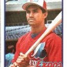 1989 Topps 763 Dave Martinez