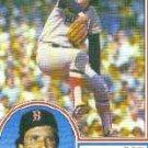 1983 Topps #654 Bob Ojeda
