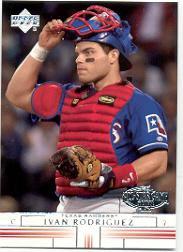 2002 Upper Deck #589 Ivan Rodriguez