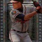 1995 Topps Embossed #101 Dave Justice