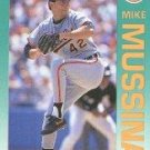 1992 Fleer 20 Mike Mussina UER