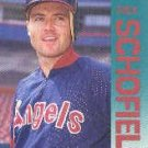 1992 Fleer 69 Dick Schofield