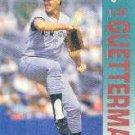 1992 Fleer 227 Lee Guetterman