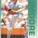 1992 Fleer 263 Mike Moore