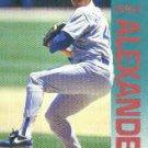 1992 Fleer 297 Gerald Alexander