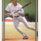 1992 Topps 756 Gary Pettis