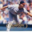 1998 Fleer Tradition #152 Justin Thompson