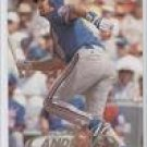 1998 Fleer Tradition #529 Shane Andrews