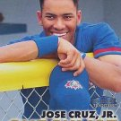 1998 Fleer Tradition #571 Jose Cruz Jr. CL