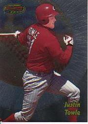 1998 Bowman's Best #133 Justin Towle