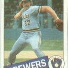 1985 Topps #471 Pete Ladd