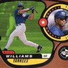 1998 UD3 #89 Bernie Williams EF