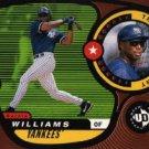 1998 UD3 #179 Bernie Williams EE