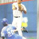 1989 Fleer 78 Marty Barrett