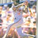 1989 Fleer 404 Julio Franco