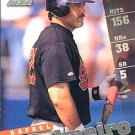 1998 Pinnacle Inside #44 Rafael Palmeiro