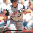 1998 SkyBox Dugout Axcess #49 Jim Edmonds