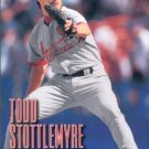 1998 Sports Illustrated World Series Fever #149 Todd Stottlemyre