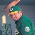 1998 Sports Illustrated World Series Fever #144 Jason Giambi