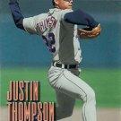 1998 Sports Illustrated World Series Fever #135 Justin Thompson