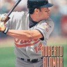 1998 Sports Illustrated World Series Fever #89 Roberto Alomar