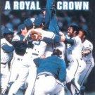 1998 Sports Illustrated World Series Fever #11 Kansas City COV