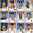 1988 Panini Stickers #337 Dwight Gooden
